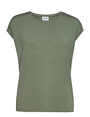 VMAVA PLAIN SS TOP GA - LAUREL WREATH