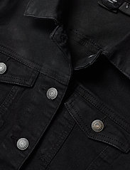 Vero Moda - VMHOT SOYA LS DENIM JACKET MIX GA - jeansjackor - black - 2