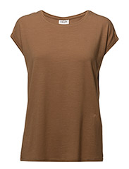 Vero Moda - Vmava Plain Ss Top Ga Color