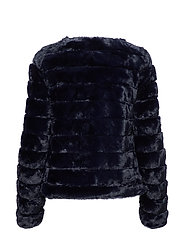 VMAVENUE FAUX FUR SHORT JACKET BOOS