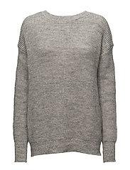 Vero Moda - Vmelly L/S Deep V-Neck Knit Ga