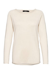 VMNELLIE GLORY LS LONG BLOUSE - BIRCH
