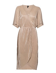VMDAGNY 2/4 BLK DRESS JRS KI - BIRCH