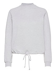 VMKIRSA LS CREW NECK VMA - LIGHT GREY MELANGE