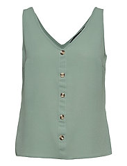 VMSASHA SL BUTTON TOP COLOR - JADEITE