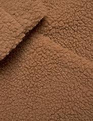 Vero Moda - VMDONNA TEDDY 3/4  JACKET BOOS GA - fuskpäls - tobacco brown - 3