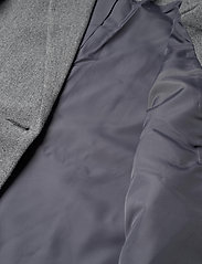 Vero Moda - VMDAFNELISA 3/4 JACKET - wool jackets - dark grey melange - 4