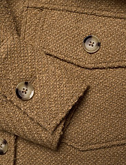 Vero Moda - VMPERNILLE SHORT JACKET EXP - ulljackor - tobacco brown - 5