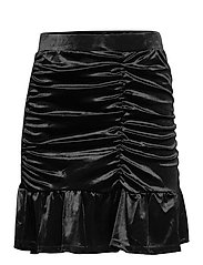 VMKAITI HW SHORT SKIRT JRS - BLACK