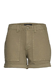VMBARB MR UTILITY SHORTS GA COLOR - IVY GREEN