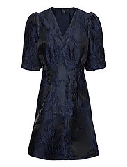 VMJACARLA 2/4 SHORT DRESS EXP - NIGHT SKY