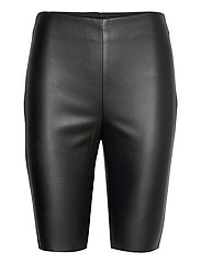 VMSOLACYCLY COATED SHORTS - BLACK