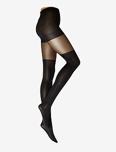 VMGLADYS TIGHTS NOOS - strumpbyxor - black