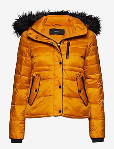 VMPLATIN MARGA SHORT DOWN JACKET BOOS - THAI CURRY