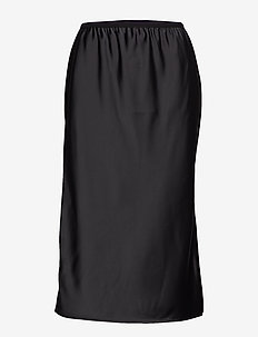 VMGINGER SKIRT VMA - BLACK