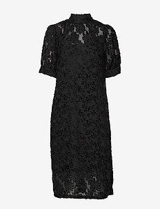 VMICE 2/4 BLK DRESS VMA - BLACK