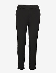 VMMAYA MR LOOSE SOLID PANT NOOS - BLACK