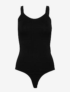 VMJACKIE SEAMLESS BODY - BLACK