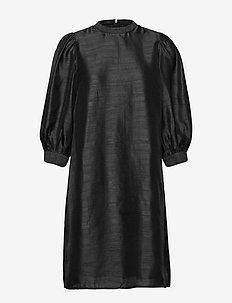 VMANASTACIA 3/4 DRESS SB2 - BLACK