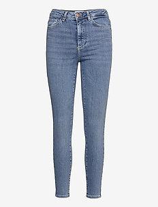 VMSOPHIA HR SKINNY JEANS BA3142 VMA NOOS - skinny jeans - light blue denim