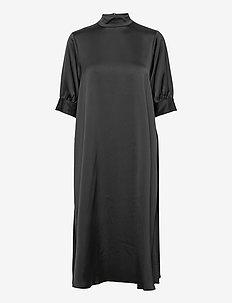 VMMARLIN 2/4 CALF DRESS VMA - vardagsklänningar - black