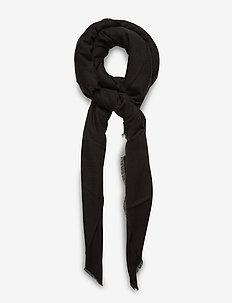 VMKATE LONG SCARF NOOS - sjalar & halsdukar - black