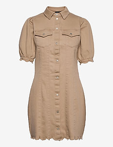 VMAVIIS 2/4 PUFF SHORT DRESS - sommarklänningar - nomad