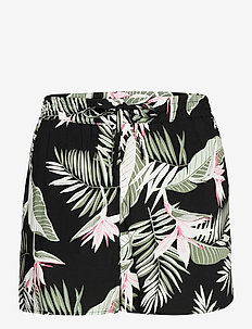 VMSIMPLY EASY NW SHORTS WVN  GA - casual shorts - black