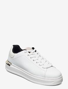 VMMILANO SNEAKER - sneakersy niskie - snow white