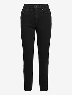 VMBRENDA HR STRAIGHT A CUT GU131 GA - straight regular - black denim