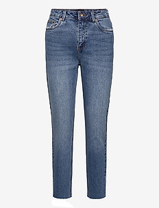 VMBRENDA HR STRAIGHT A CUT GU385 GA - straight regular - medium blue denim