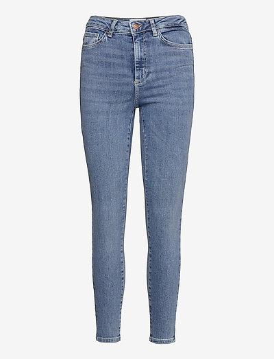 VMSOPHIA HR SKINNY JEANS BA3142 VMA - skinny jeans - light blue denim
