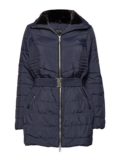 VMCLARISSA AW18 3/4 JACKET BOOS - NIGHT SKY