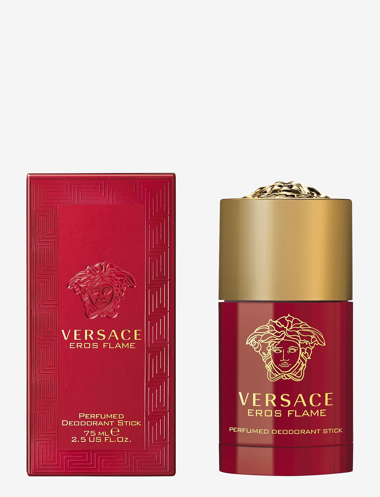 Versace Fragrance - Versace Eros Flame Pour Homme Deo Stick 75 g - deostift - clear - 0