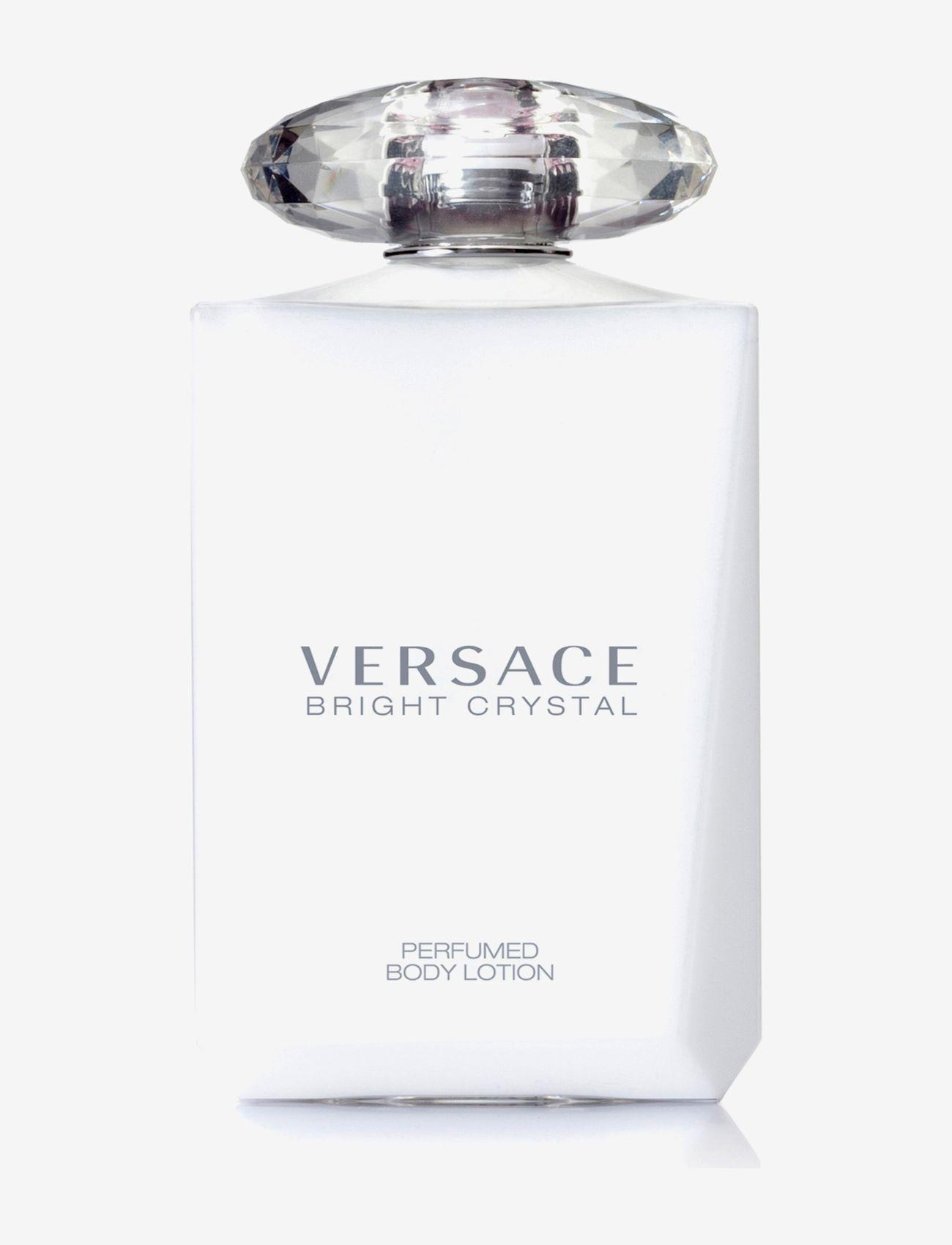 Versace Fragrance - Versace Bright Crystal Body Lotion 200ml - vartalovoide - clear - 0