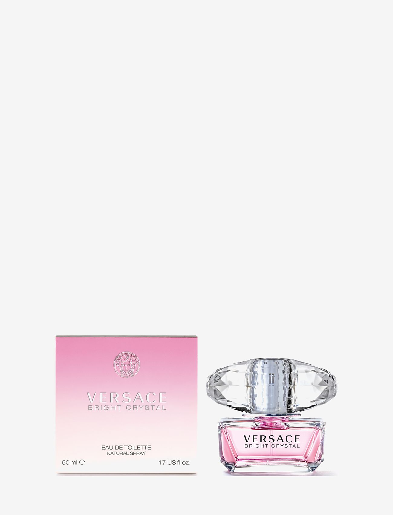 Versace Fragrance - BRIGHT CRYSTAL EAU DE TOILETTE SPRAY - parfym - no color - 1