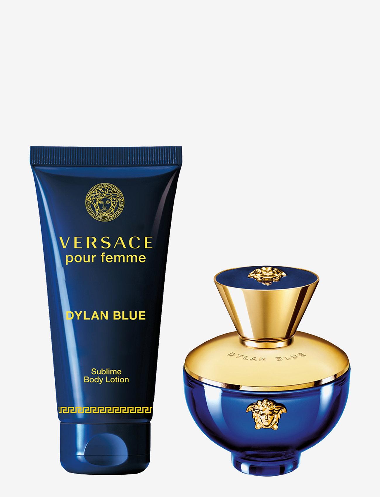 Versace Fragrance - DYLAN BLUE FEMME EDP30/BL50 - tuoksusetit - no color - 1