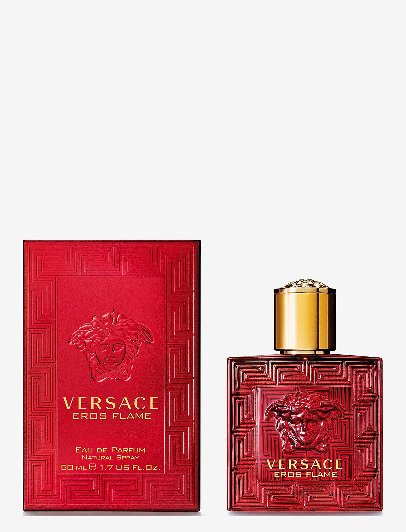 Versace Fragrance - EROS FLAME HOMME EAU DE PARFUM SPRAY - eau de parfum - no color - 1