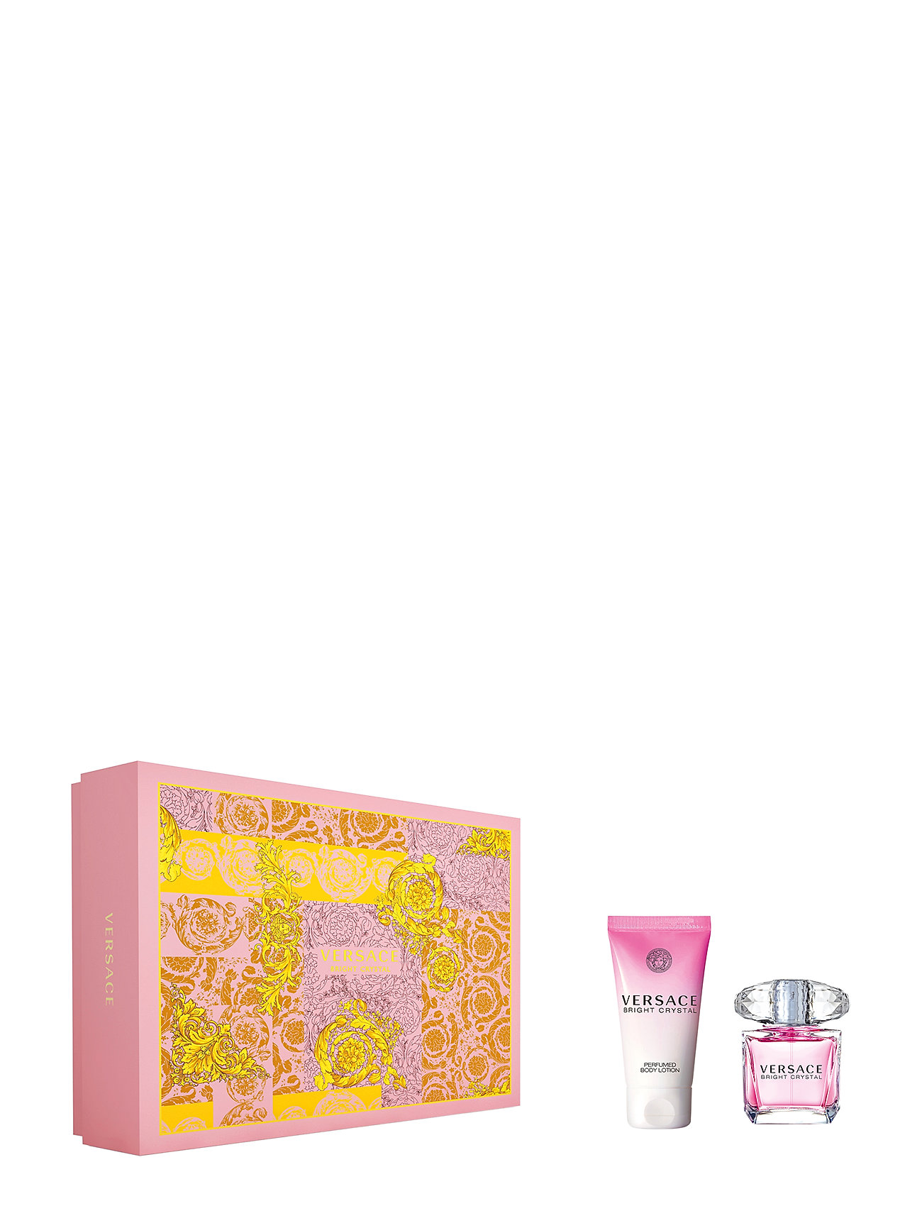 Versace Fragrance BRIGHT CRYSTAL EDT30/BL50 - NO COLOR