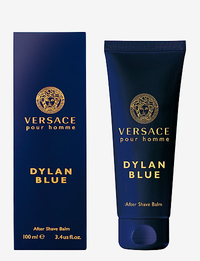 Versace Dylan Blue After Shave Balm 100ml - aftershave - clear