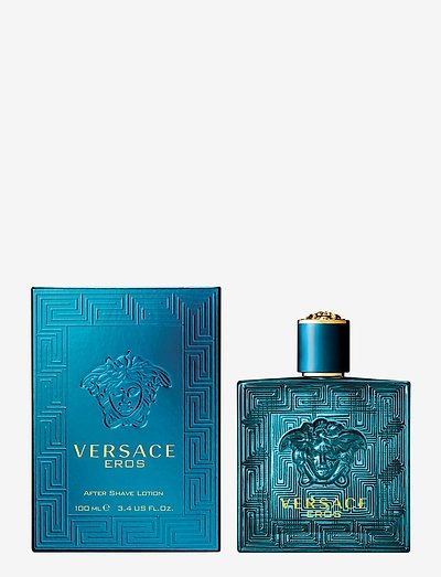 Versace Eros Pour Homme After Shave 100ml - aftershave - clear