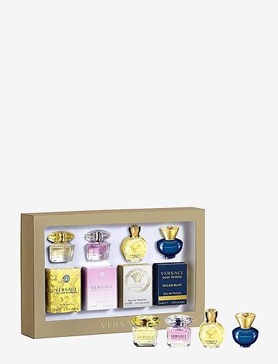 Gift Set Miniatures Women 4 x 5ml - parfymset - clear