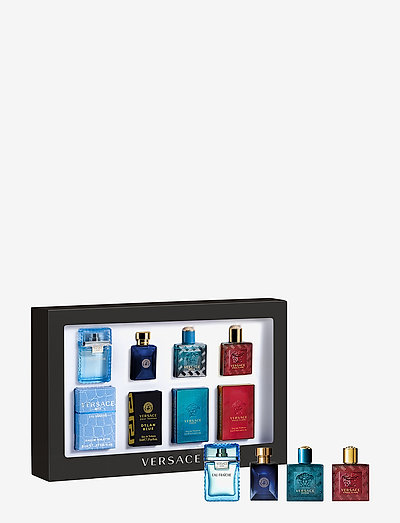 VERSACE MEN MEN MINI DELUXE - gavesæt - no color