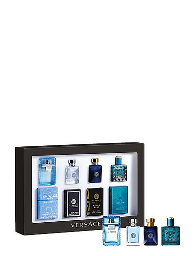VERSACE MEN DELUXE MINIATURE COFFRET FOR MEN - ONE SIZE