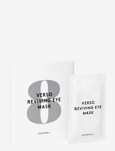 No 8 - Reviving Eye Mask - CLEAR