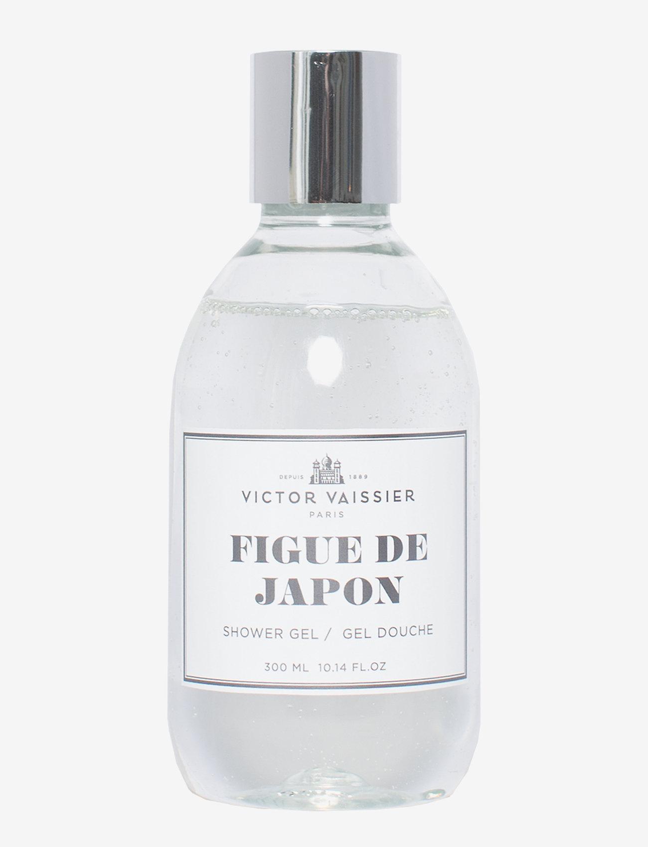 Victor Vaissier - Shower gel Figue Du Japon - suihku & kylpy - white