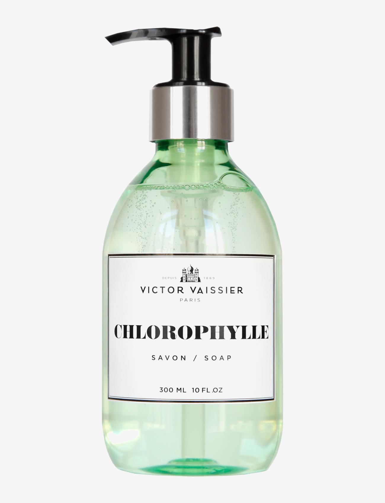 Victor Vaissier - Chlorophylle liquid soap - håndpleje - light green - 0