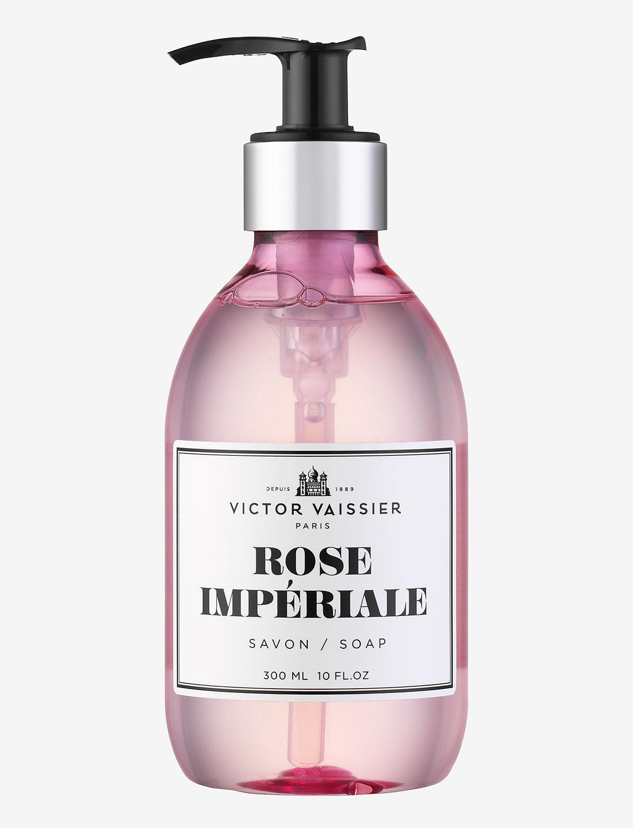 Victor Vaissier - Rose imperial liquid soap - handtvål - pink - 0