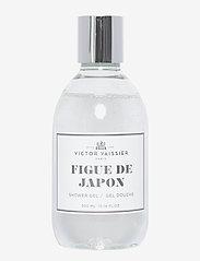 Victor Vaissier - Shower gel Figue Du Japon - suihku & kylpy - white - 0