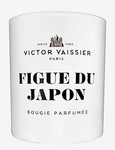 Victor Vaissier Scented Candle Figue du Japon - duft - no colour